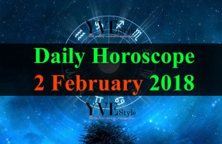 Daily Horoscope 2 February