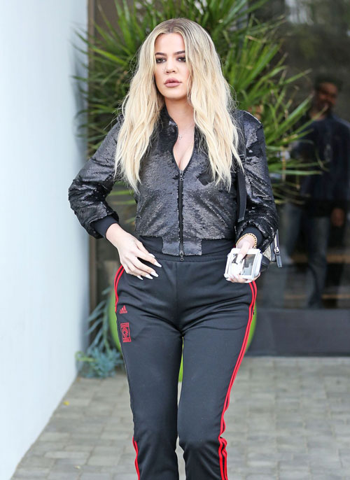 Khloe Kardashian Style And Fashion In 2018 Yve Style