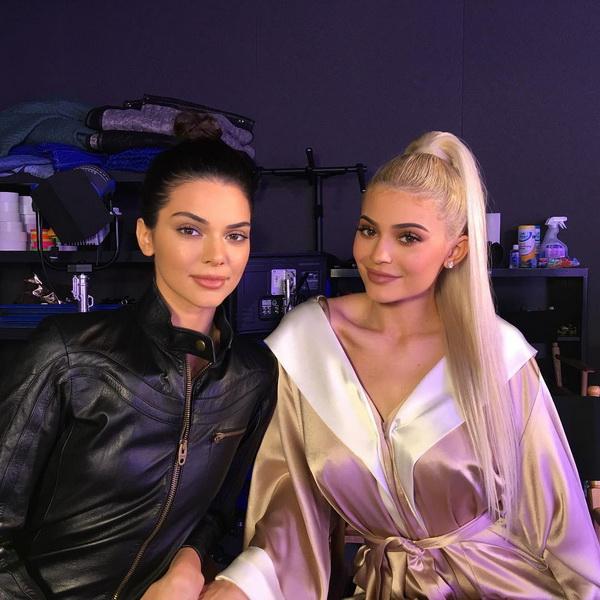 Kylie Jenner hair 2018 12