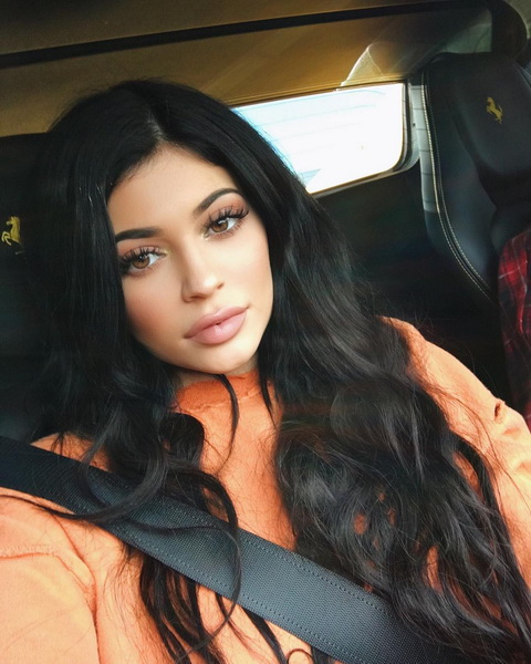 Kylie Jenner hairstyle 2018 6