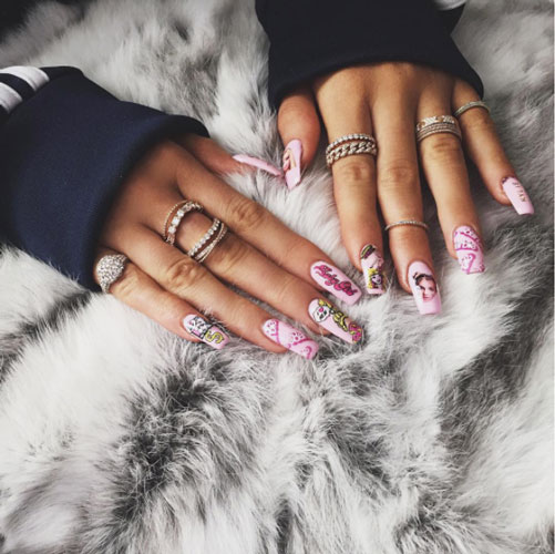 Kylie-Jenner-nails