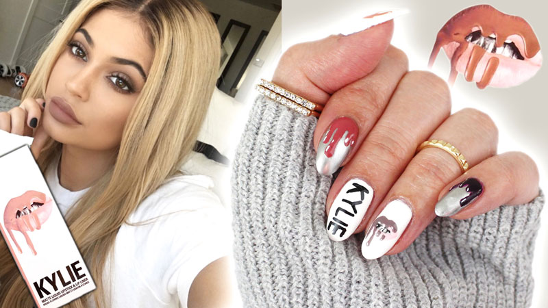 Nails Best Kylie Jenner Nails Tumblr Download Background