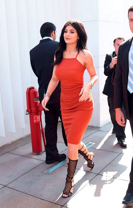 Kylie Jenner Dresses 2018 Fashion Dresses