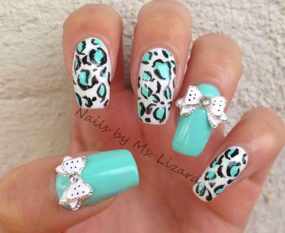 animal nails design