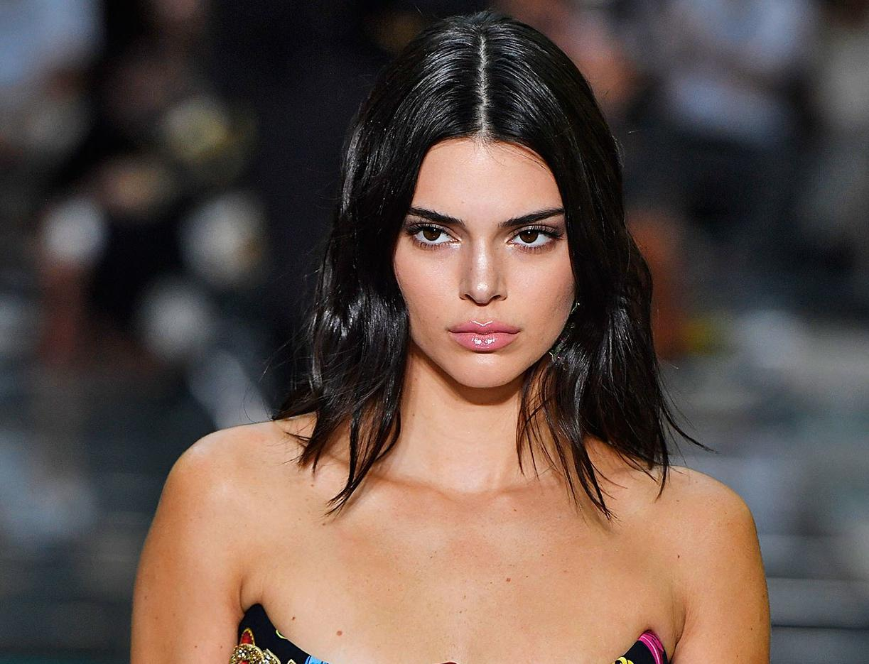 haircut kendall jenner