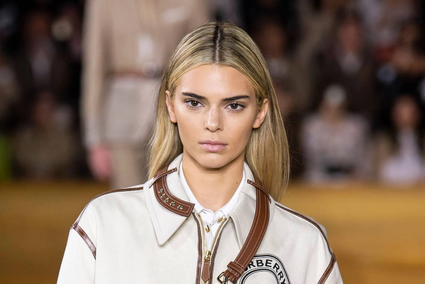kendall jenner blond hair