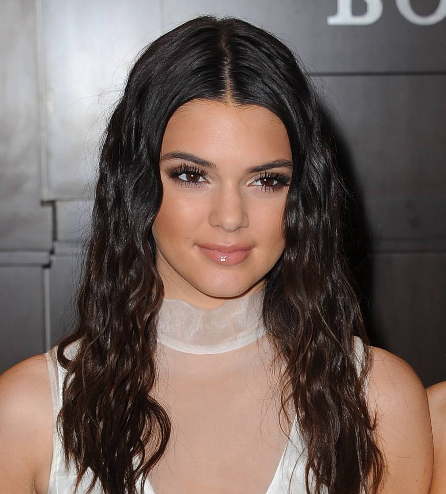 kendall jenner hair long