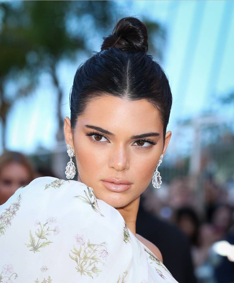 kendall jenner hair styls