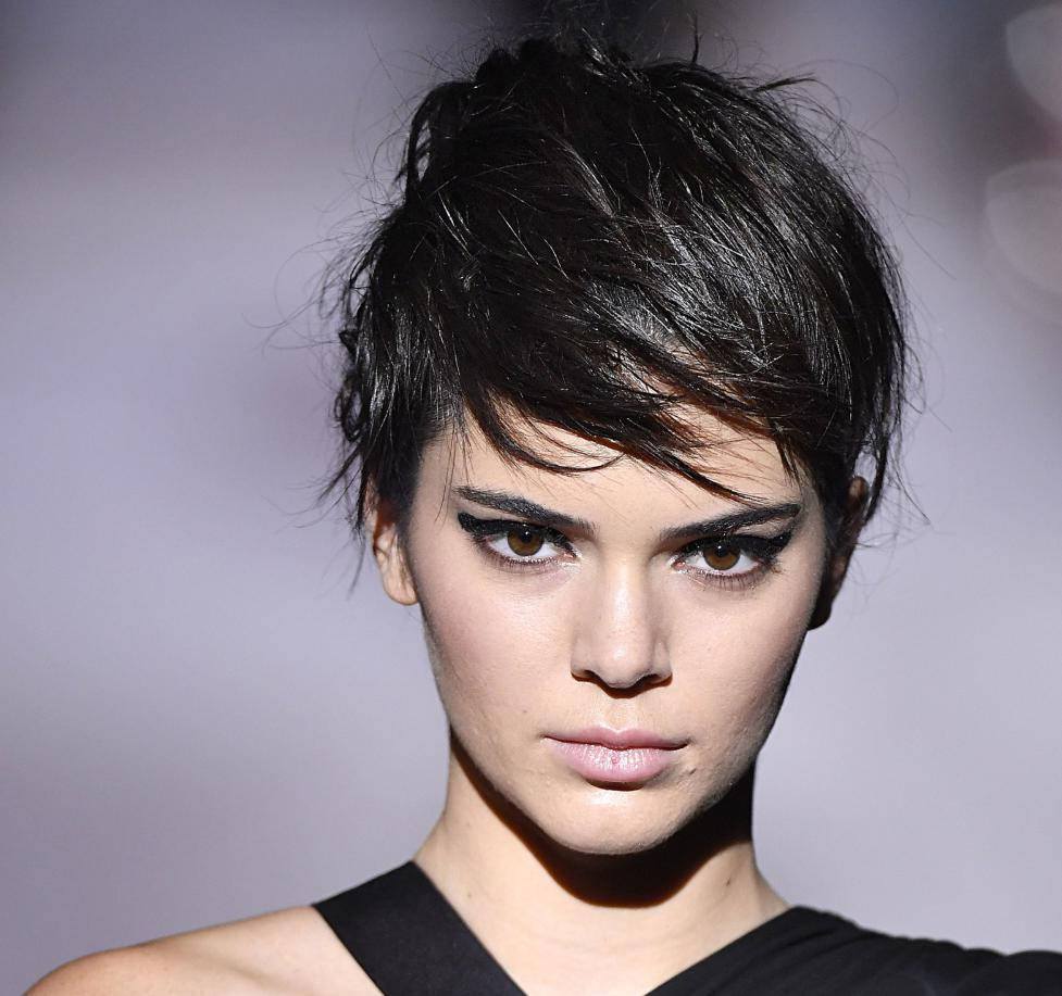 kendall jenner short haircut