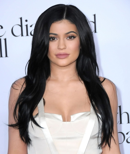 kylie jenner long hair