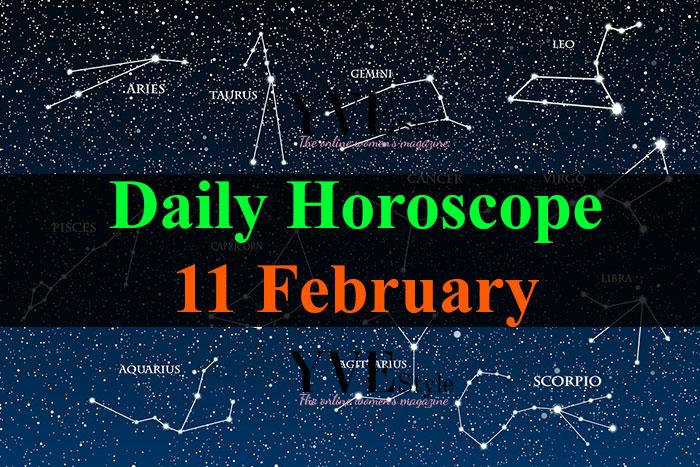 Daily Horoscope 11 February