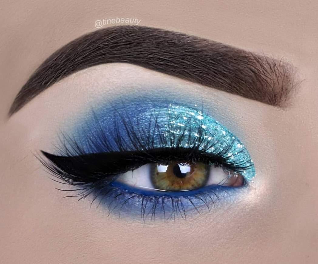 Blue Eye Shadow for Blue Eyes