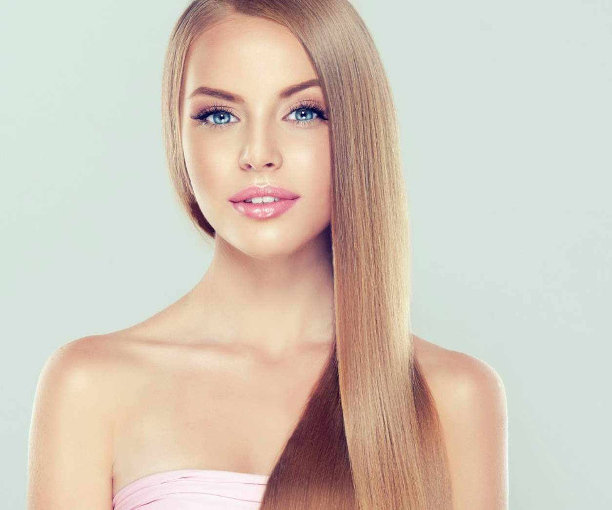 makeup for blonde hair blue eyes