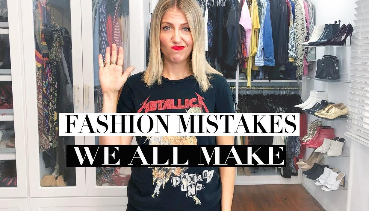 7 Fashion Mistakes that you should avoid for a perfect appearance