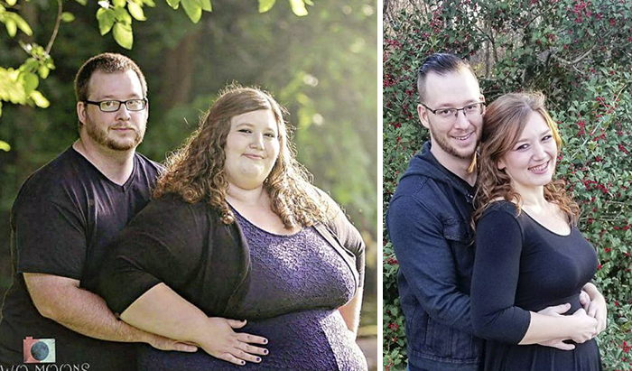 Married couples putting on weight