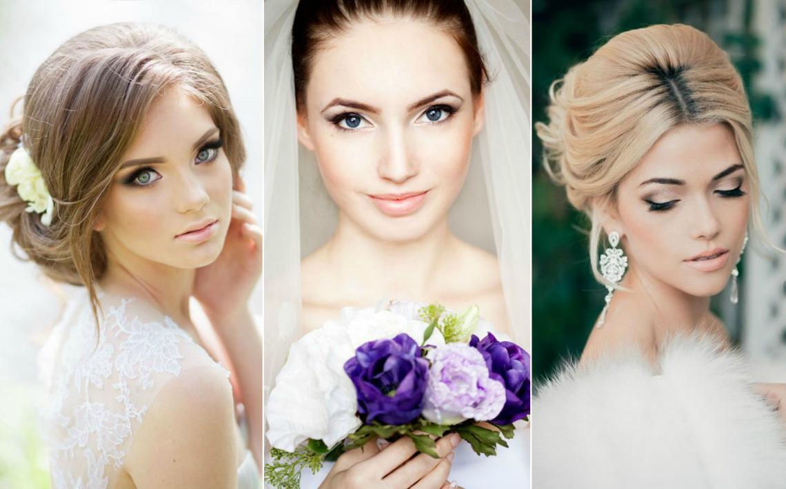 natural makeup for wedding