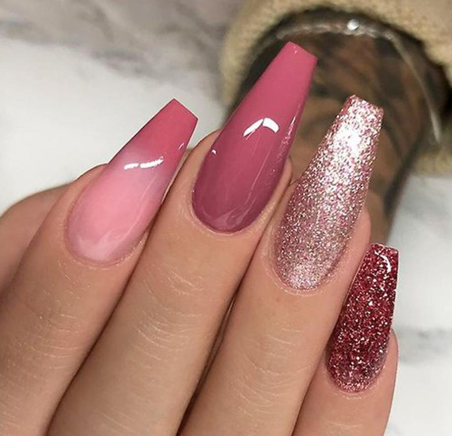 square stiletto nails