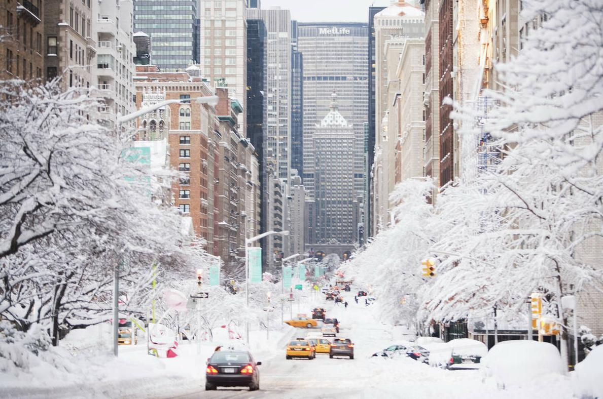 2019 Winter Weather in New York