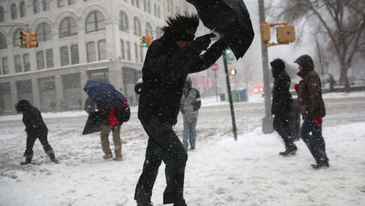 2019 Winter Weather in United States