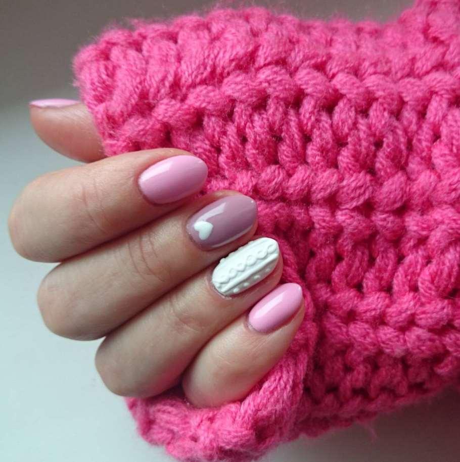 3D short nails