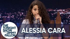 Alessia Cara The Tonight Show