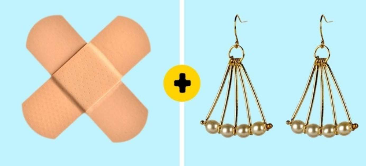 Band-Aid can repair your jewelry in place
