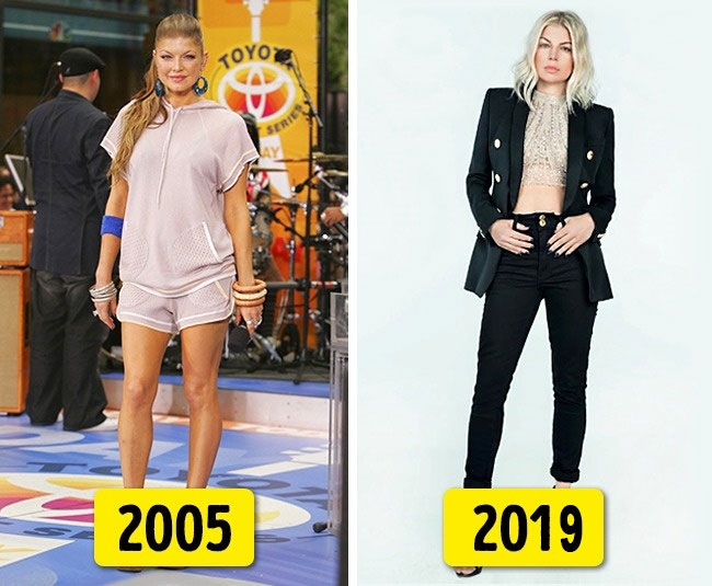 Fergie-diet