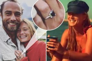 James Middleton Engaged to Alizee Thevenet