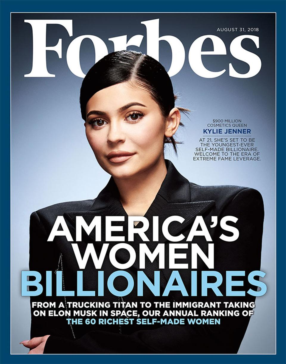 Kylie Jenner is close to becoming a billionaire