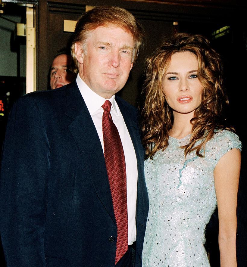 Melania Trump 2000s