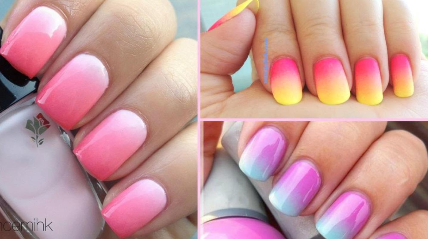 70 Glamorous Ombre Nails Designs that Will Look Fabulous