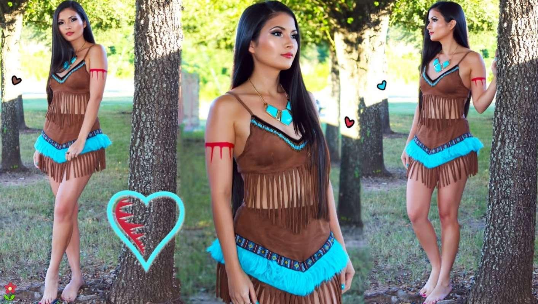 Pocahontas HairStyle