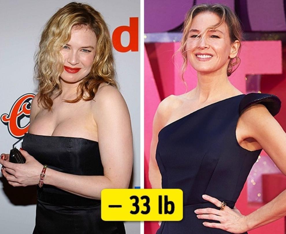 Renee Zellweger diet