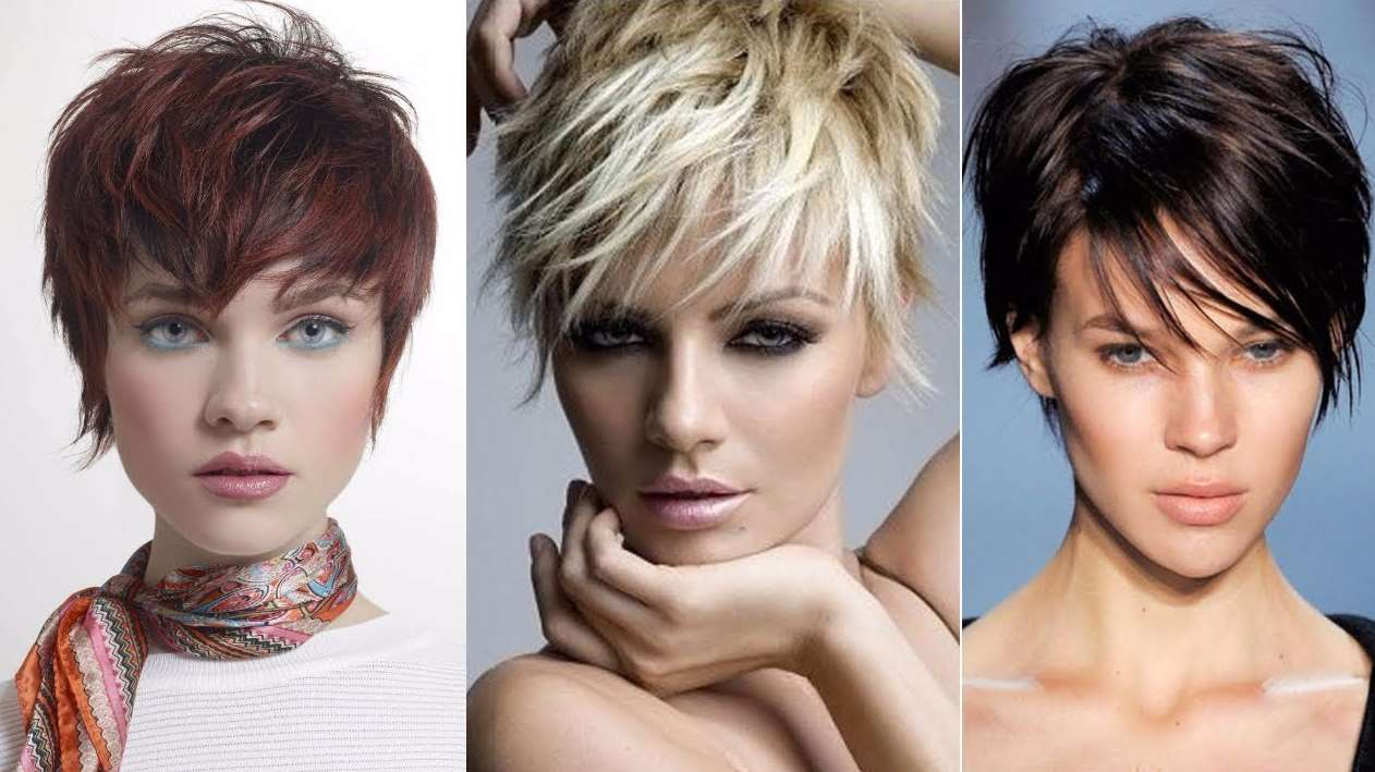 Top 120 Short Hairstyles and Haircuts for Women that Are in