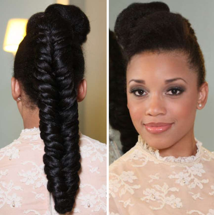 african wedding hairstyles braids