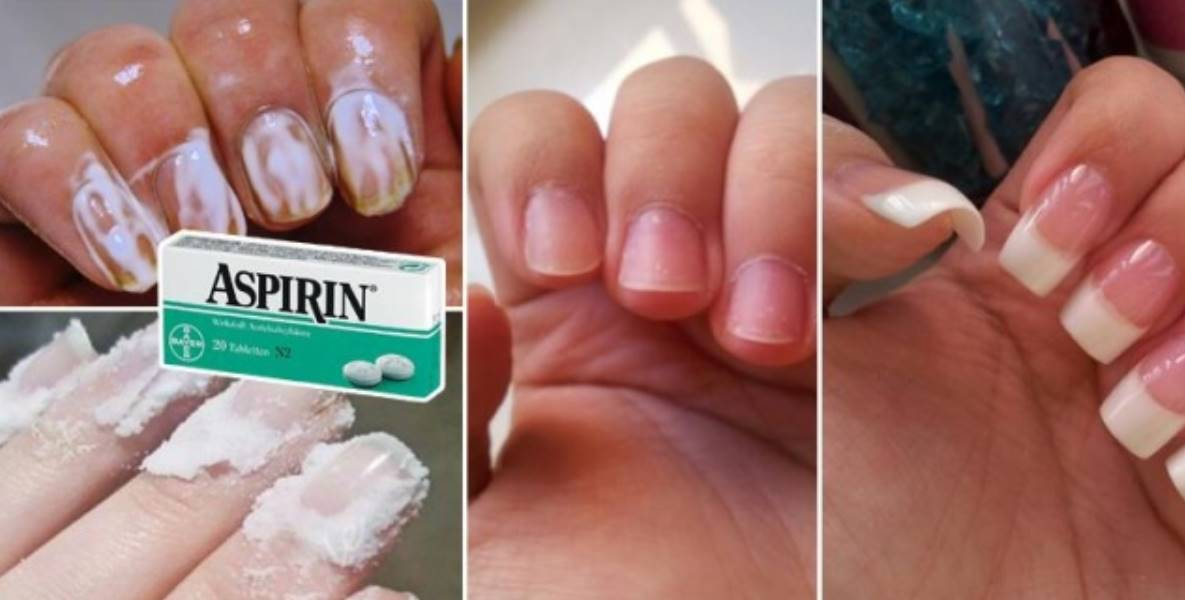 aspirin for nails