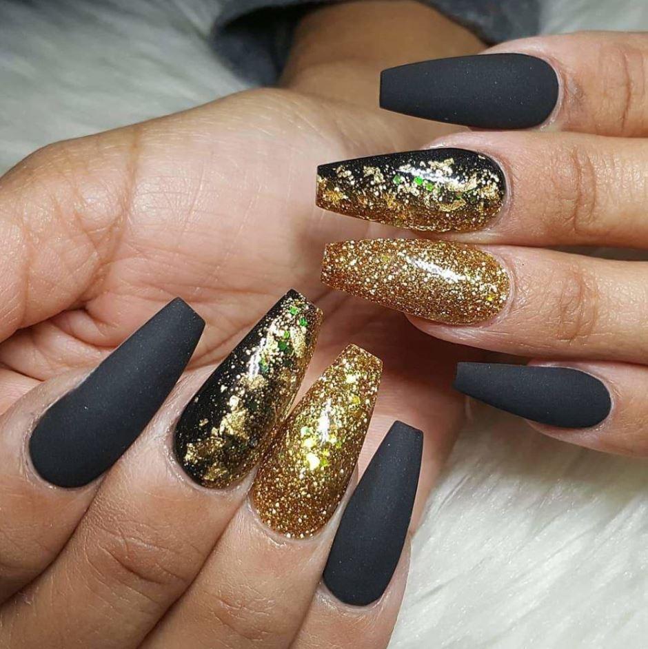 ballerina nails acrylic