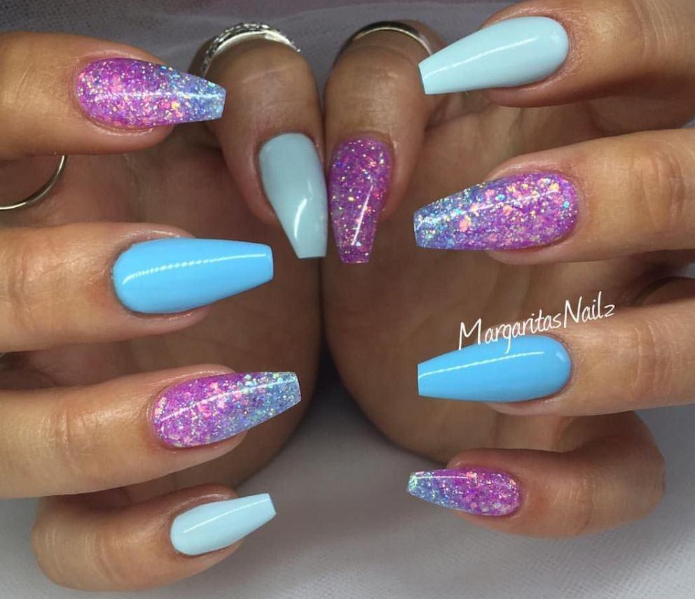 ballerina nails natural