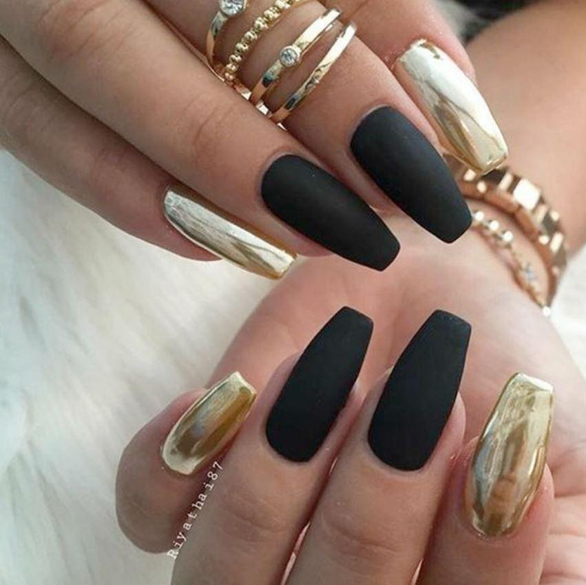 ballerina nails normal length