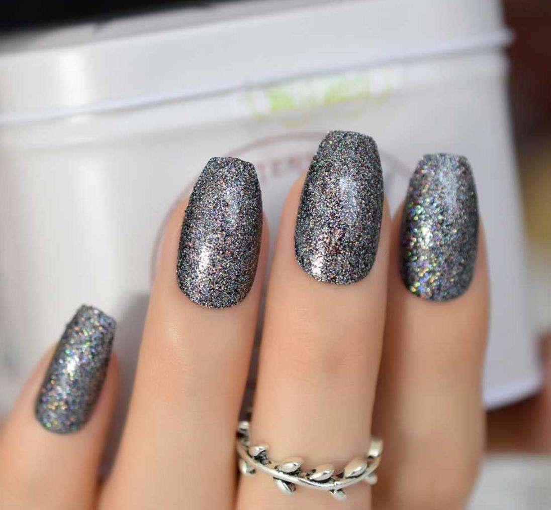 ballerina short nails
