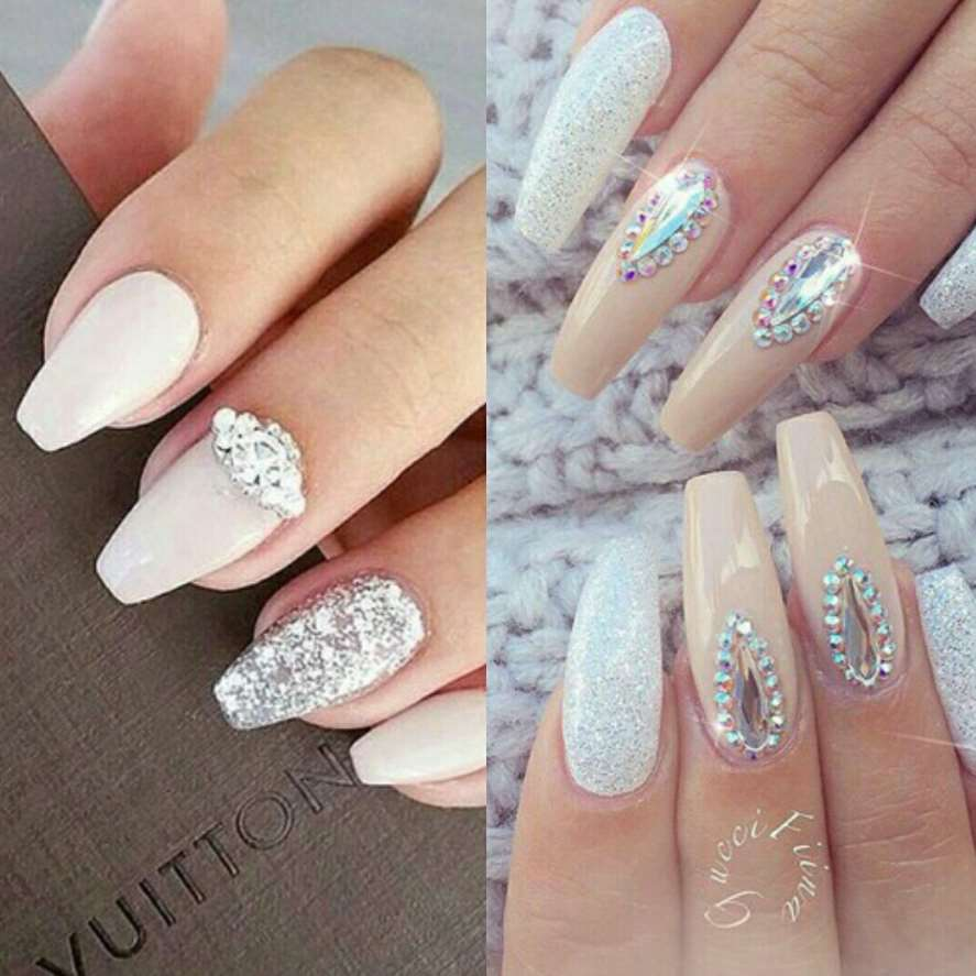 beautiful acrylic nails designs