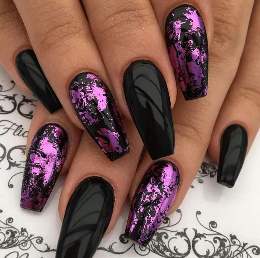 beautiful false nails
