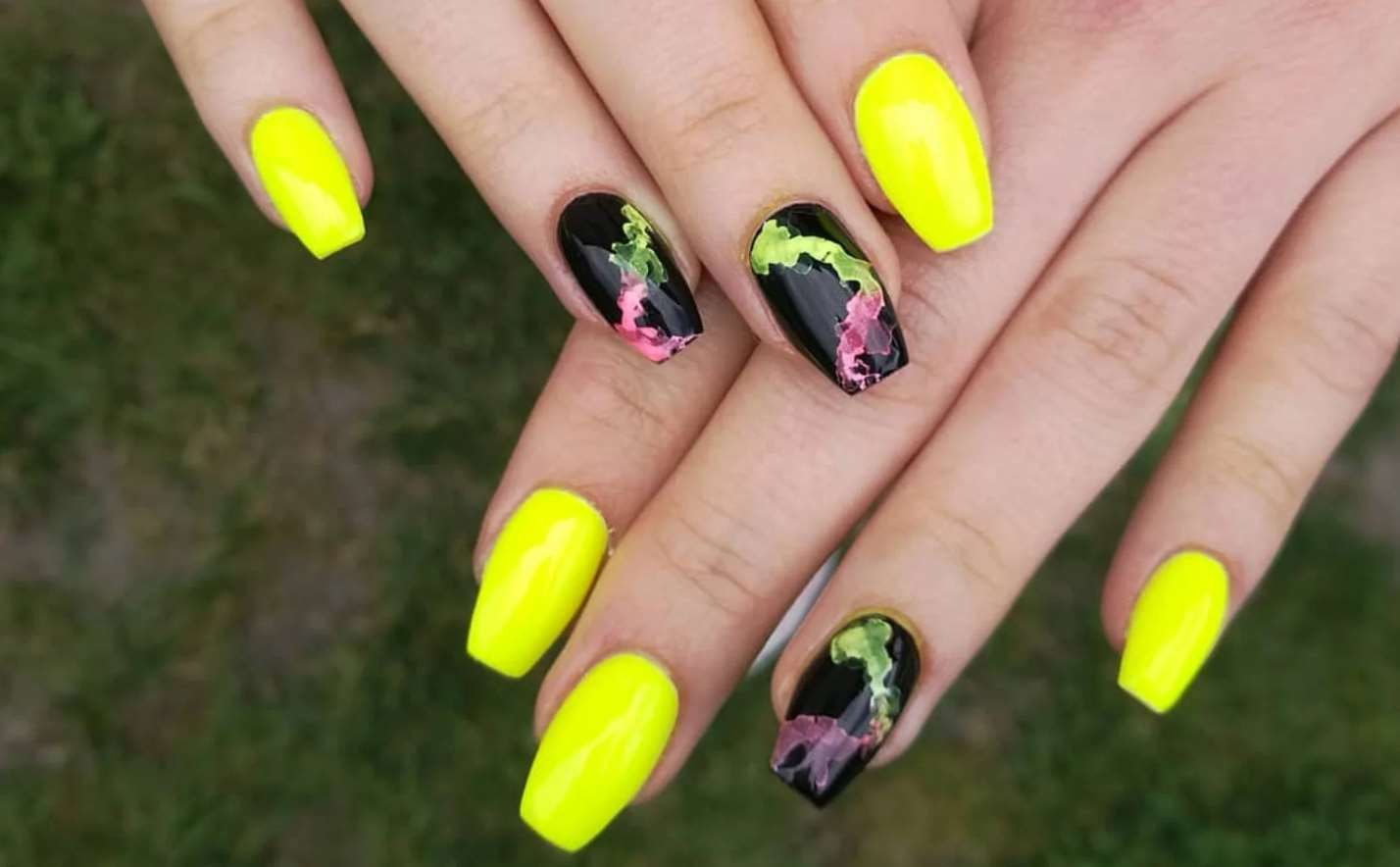 beautiful gel nails designs