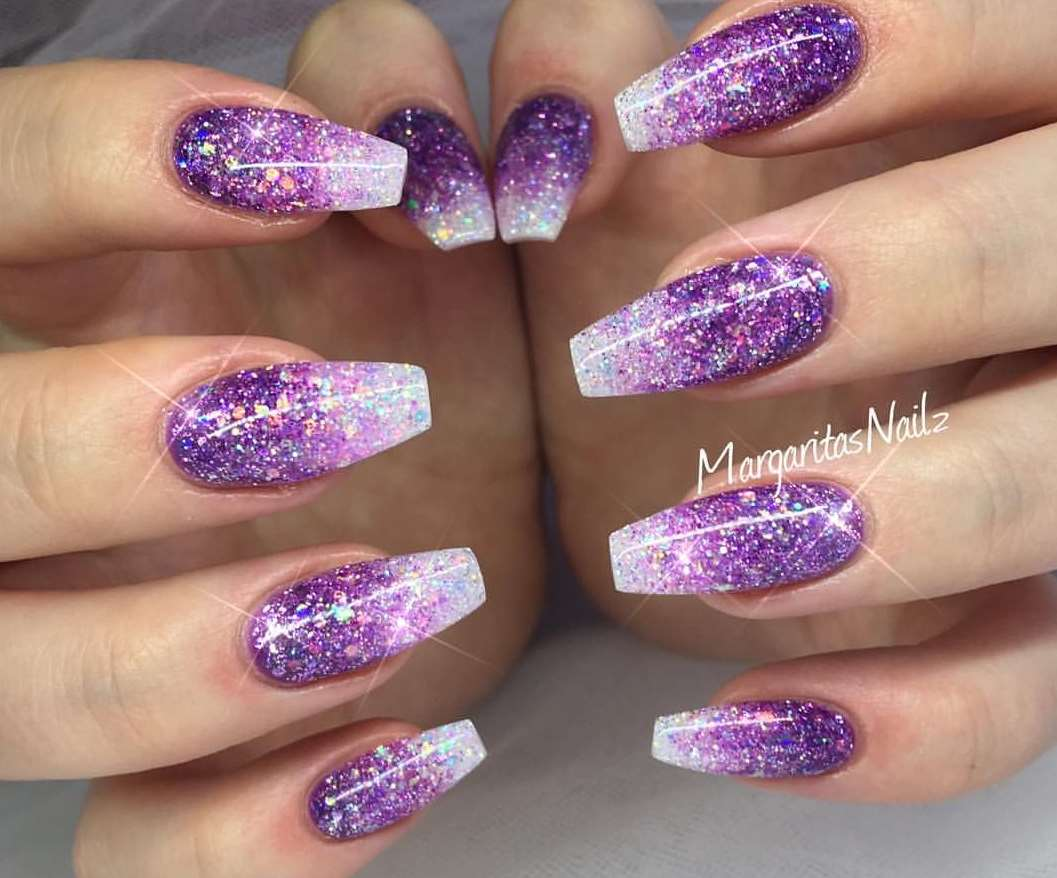 beautiful manicured nails
