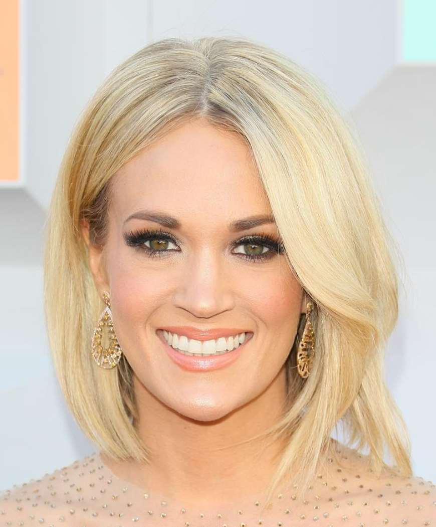 carrie underwood short hairstyles
