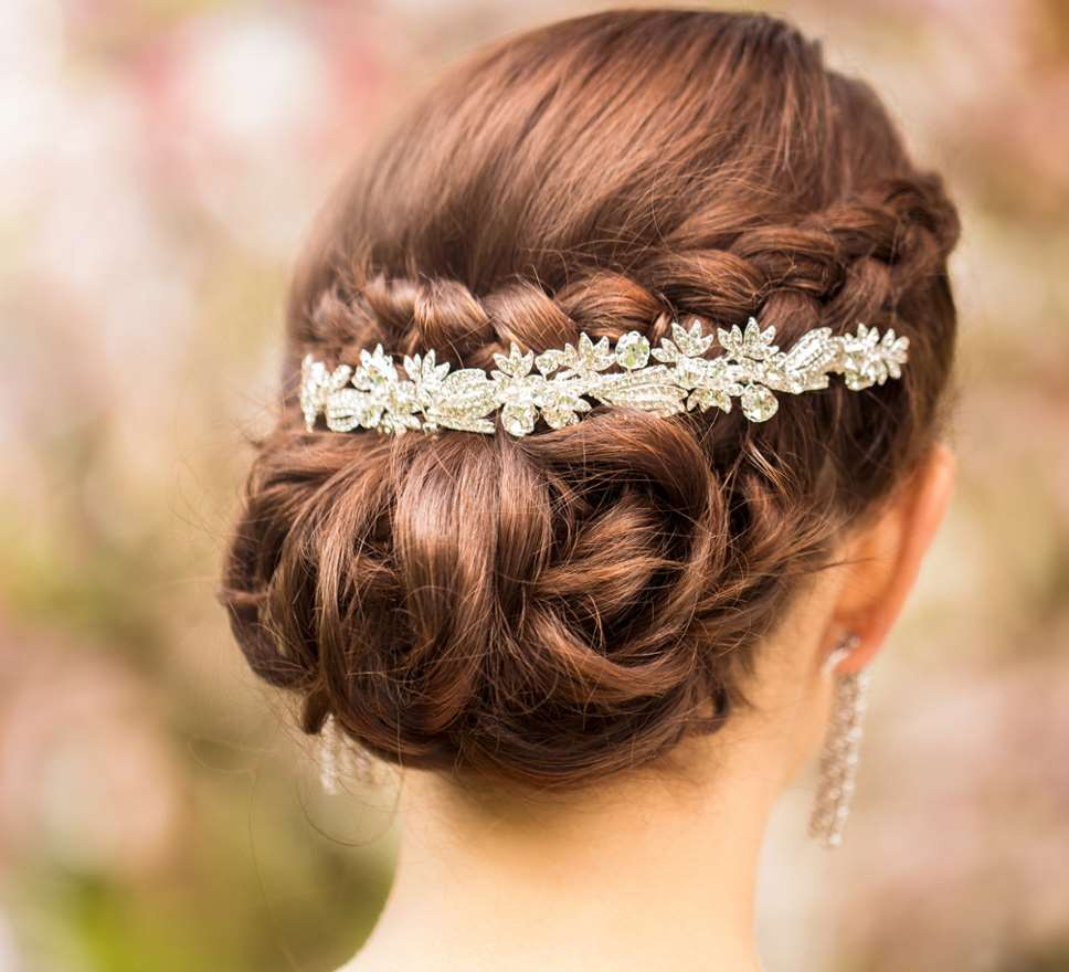 classical wedding hairstyles