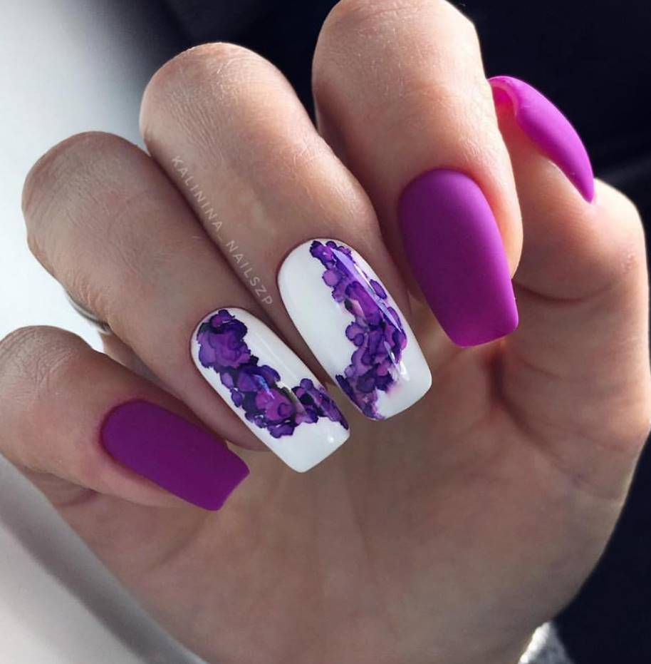 cute acrylic nails designs