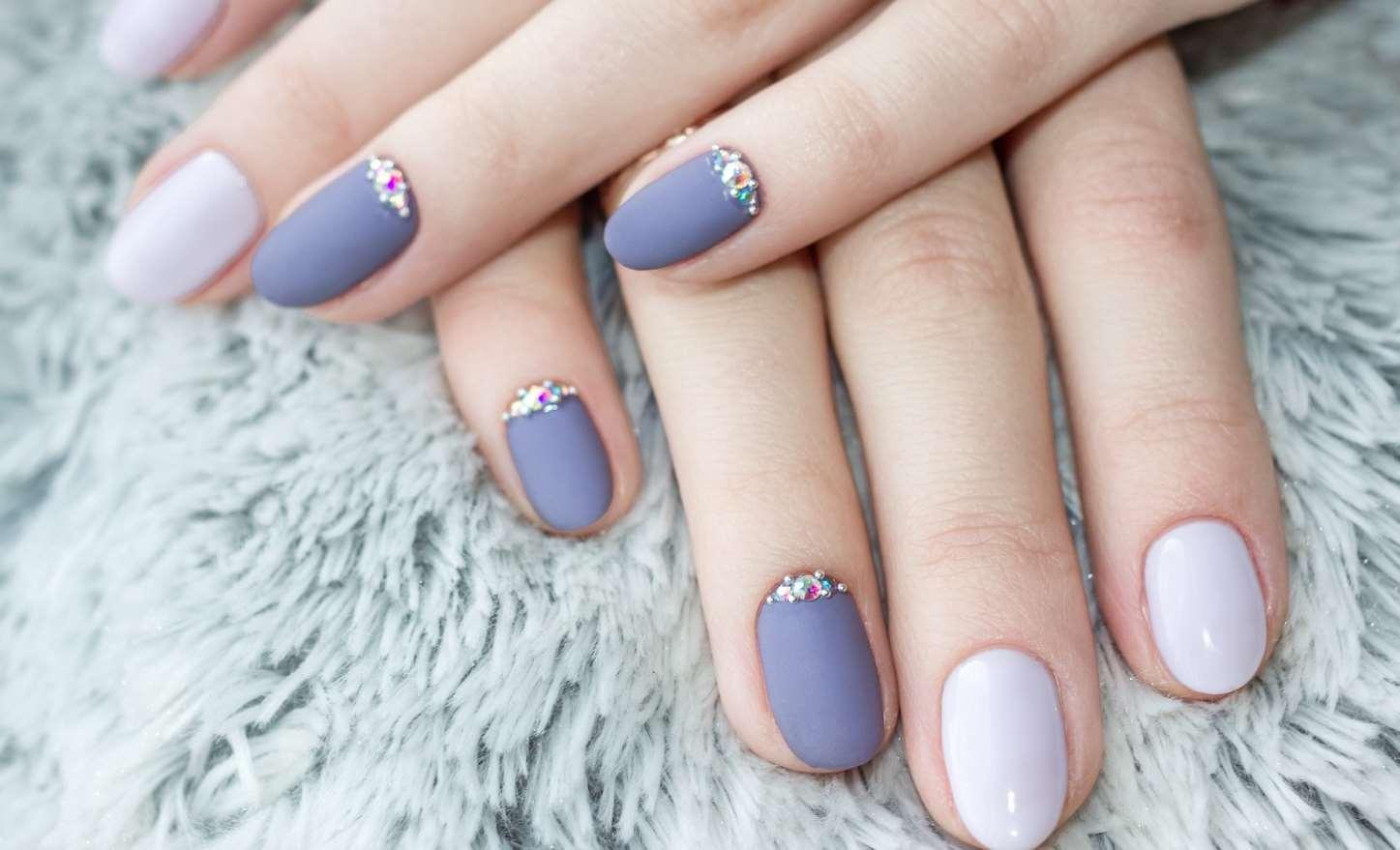 cute nail designs easy