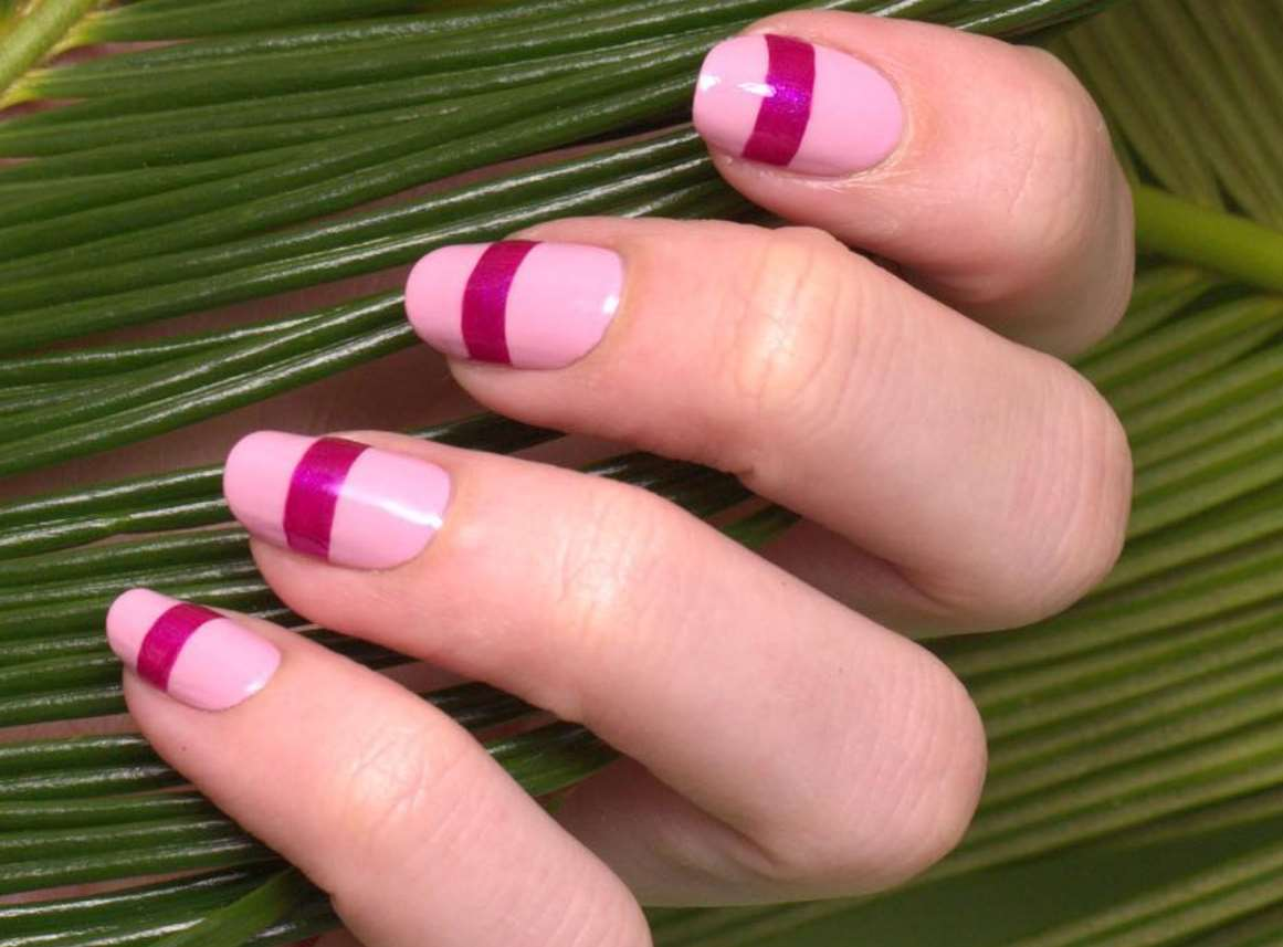 easy but cute nail designs