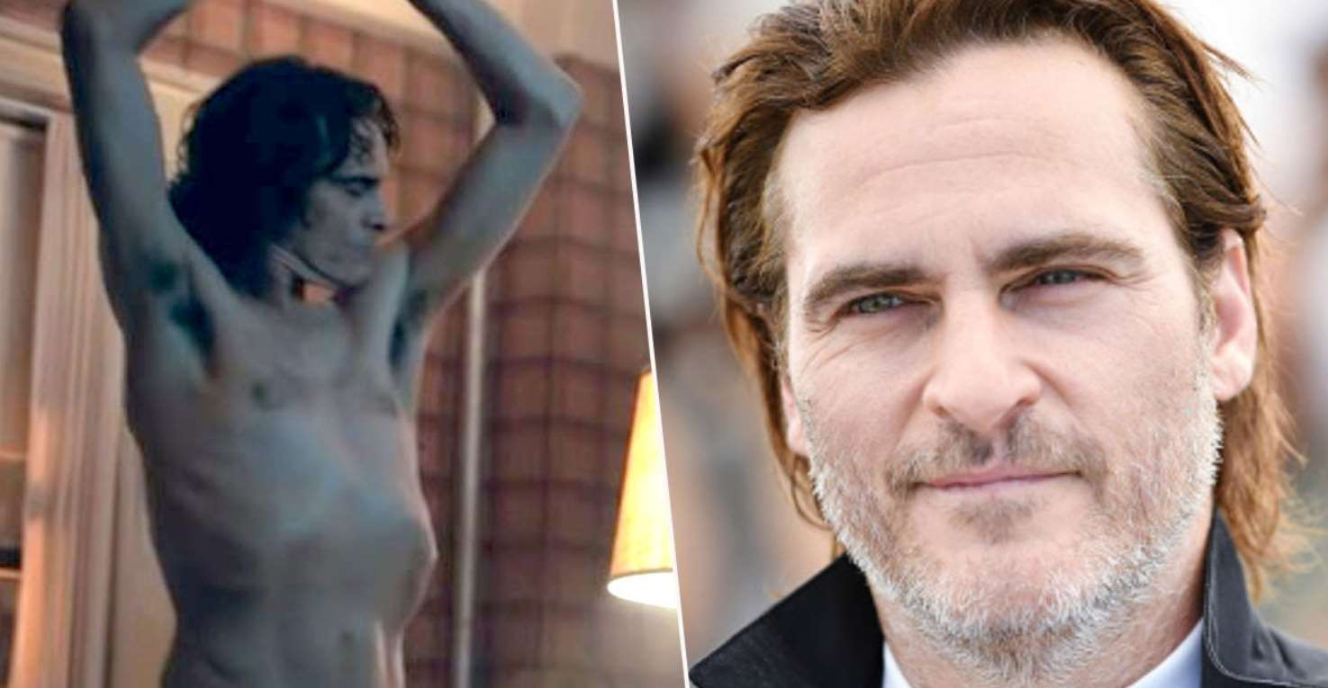 joaquin phoenix joker lose weight